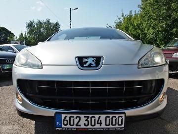 Peugeot 407 SPORT-COUPE ! 2.7HDi ! 204KM ! AUTOMAT ! NAWIGACJA