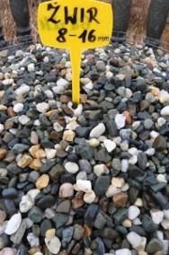 Żwir rzeczny płukany Kamień do Ogrodu 1 TONA ŚLĄSK 80 zł tona-2