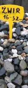 Żwir rzeczny płukany Kamień do Ogrodu 1 TONA ŚLĄSK 80 zł tona-3