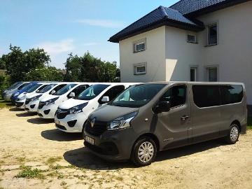 Renault Trafic II 2.0 CDTI WYNAJEM
