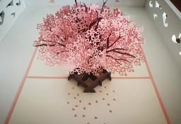 kartka okolicznościowa 3d trójwymiarowa ślub imieniny urodziny rocznica