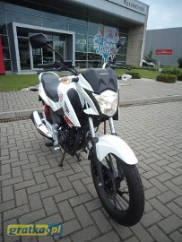 Honda CB125F SALON POLSKA