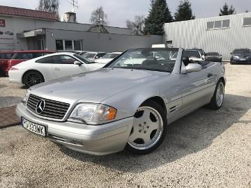 Mercedes-Benz Klasa SL R129 SL 280 Cabrioler R129 Super Stan!