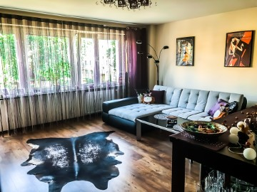 Mieszkanie 3-pokojowe, 61 m2, 1 piętro, Piaski Ul. Dąbrowskiego