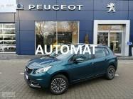 Peugeot 2008 automat, salon PL, po przeglądzie, serwis ASO, na gwarancji fabryczn