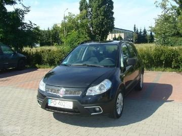 Fiat Sedici Salon Polska ,1 Własciciel,1Rej.30.09.2011 4X4