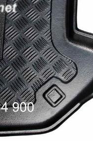 SEAT LEON III HB od 11.2012 r. mata bagażnika - idealnie dopasowana do kształtu bagażnika SEAT Leon-2