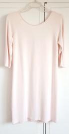 Nowa sukienka Troll M 38 jasnoróżowa mini krótka dekolt na plecach