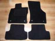 VOLKSWAGEN PASSAT B8 sedan /po liftingu/ od 2019 r. do teraz najwyższej jakości dywaniki samochodowe z grubego weluru z gumą od spodu, dedykowane