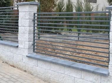 Przęsło ogrodzenieniowe P34 120x200cm ocynk+kolor-1