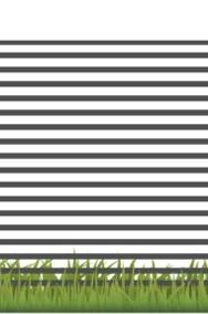 Przęsło ogrodzenieniowe P34 120x200cm ocynk+kolor-2