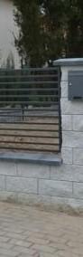 Przęsło ogrodzenieniowe P34 120x200cm ocynk+kolor-3