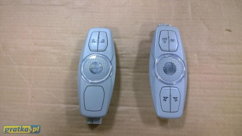 LAMPKA PODSUFITKI LED MK4 LIFT 2010-2015r. Ford Mondeo