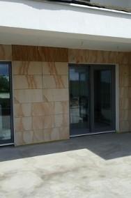 Płyty fasadowe szlifowane z piaskowca kamień elewacyjny piaskowiec-2