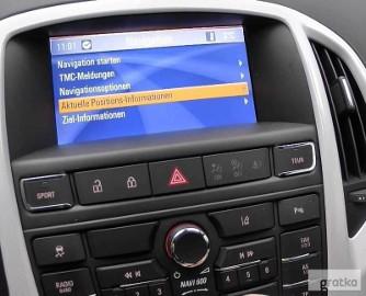 Serwis Naprawa Nawigacji GPS Opel Astra Insignia NAVI 600--->900 Łódź