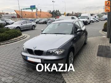 BMW SERIA 1 Ładna,zadbana,klima,temp,2.0 diesel,116KM
