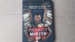 Pierwszy murzyn RP książka