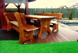 Meble drewniane ,ogrodowe ,do baru , restauracji ,lokalu ,stół ,ława