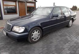 Mercedes-Benz Klasa S W140 LONG S 320 GAZ SKÓRA KLIMATRONIK !!!