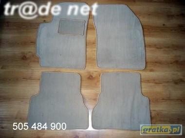 Chevrolet Epica od 2006r najwyższej jakości dywaniki samochodowe z grubego weluru z gumą od spodu, dedykowane Chevrolet Epica-1