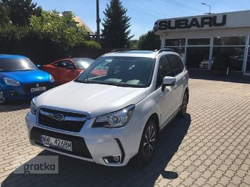 Subaru Forester IV 2.0 i Platinum (EyeSight) Lineartronic, F-ra VAT