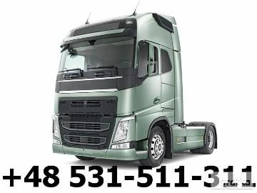 VOLVO wyłączanie adblue Volvo FH12 FH13 FH16 EEV Lublin