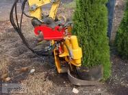 Przesadzarka – przystawka do wykopywania drzew KLR 300 ST
