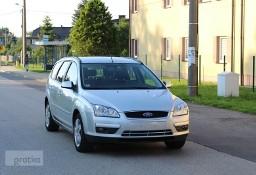 Ford Focus II FOCUS 1,6 TDCI 212 TYS KM, KLIMA, ALU, SUPER STAN