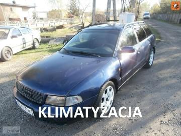 Audi A4 I (B5) sprzedam audi a4 1,9 tdi kombi 110km