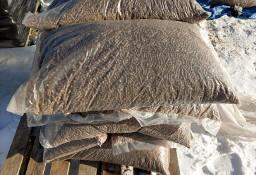 Pelet bukowo-dębowy 19,6MJ/KG Wysoko Kaloryczny Worki po 15kg - Nasz Transport