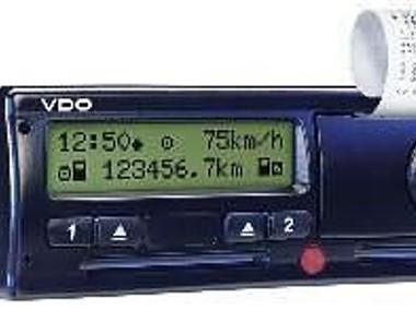 TACHOGRAF SIEMENS DTCO 1381 Citroen Jumper-1