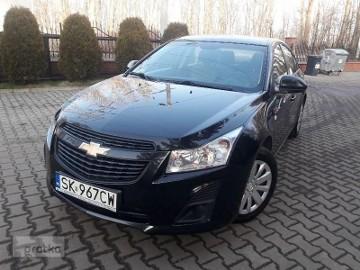 Chevrolet Cruze 1.8i+GAZ KRAJOWY I WŁAŚCICIEL SEDAN VAT23%