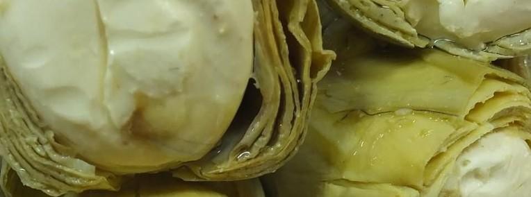 Karczochy faszerowane z serem 250g, SAHA SKLEP-1