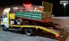 Transport przyczep rozrzutników belar rozsiewaczy opryskiwaczy