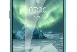 Szkło hartowane płaskie 9H do Nokia 6.2 / 7.2