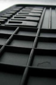 IVECO DAILY od 2014 r. do teraz dywaniki gumowe wysokiej jakości idealnie dopasowane Iveco Daily-2