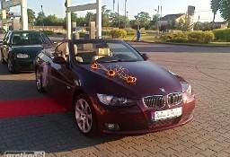 Samochód do Ślubu BMW E93 330i Cabrio