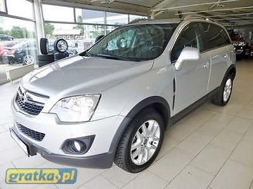 Opel Antara ZGUBILES MALY DUZY BRIEF LUBich BRAK WYROBIMY NOWE