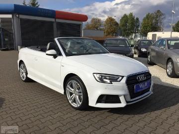 Audi A3 Cabrio 2.0 TFSI S Line