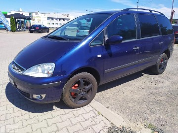 Ford Galaxy II 1.9 TDI Trend