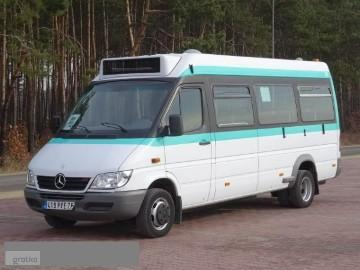 Mercedes-Benz Sprinter sprowadzony , również do przewozu osób niepełnosprawnych