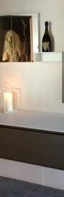 Meble łazienkowe na wymiar, szafki pod umywalkę, blaty Corian, Staron-3