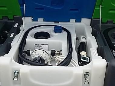 Mobilny zbiornik do przewozu Adblue 200 L-1