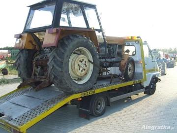 Transport ciągników rolniczych Kałuszyn