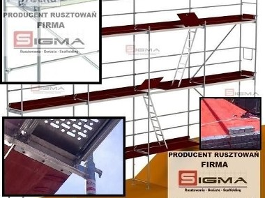 Rusztowania Elewacyjne Producent 221m już od 7900 zł NOWE Rusztowanie-1