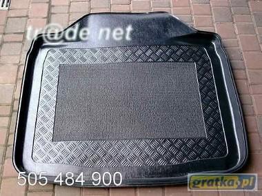 OPEL INSIGNIA sedan z kratą od 2009 do 2011 z kołem dojazdowym mata bagażnika - idealnie dopasowana do kształtu bagażnika Opel Insignia-1
