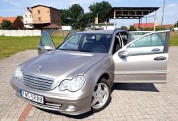 Mercedes-Benz Klasa C W203 C 220 T CDI Elegance