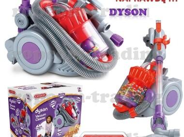 Odkurzacz jak Prawdziwy ODKURZA NAPRAWDĘ DYSON CASDON dla dzieci-1