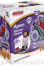 Odkurzacz jak Prawdziwy ODKURZA NAPRAWDĘ DYSON CASDON dla dzieci-2