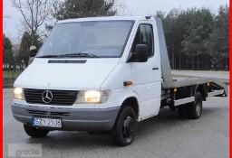 Mercedes-Benz Sprinter Autolaweta 2.9 TD 122 KM klima wciągarka